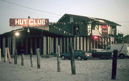 Galveston Hut Club in 1982
